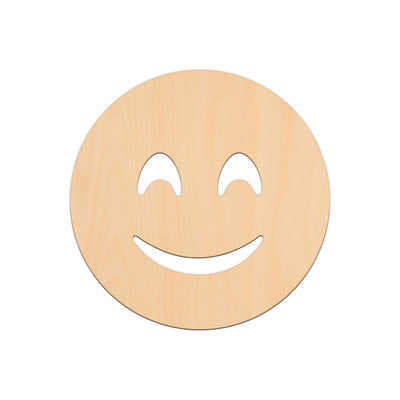 Beaming Face Emoji - 25cm x 25cm