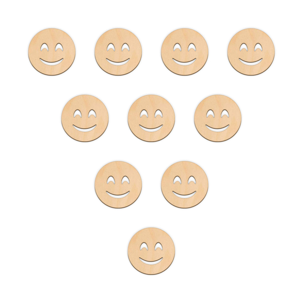 Beaming Face Emoji - 5cm x 5cm
