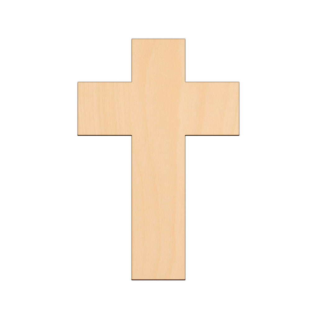 Wooden Cross - 21cm x 30cm