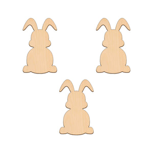 Easter Bunny (Style A) - 6.1cm x 10cm