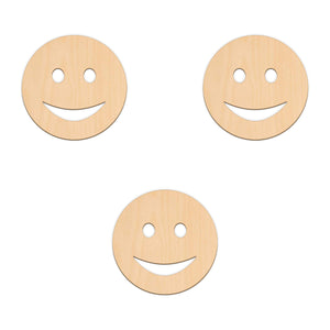 Smiley Face Emoji - 10cm x 10cm
