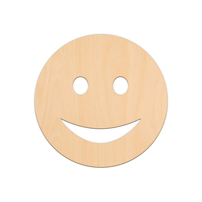 Smiley Face Emoji - 25cm x 25cm