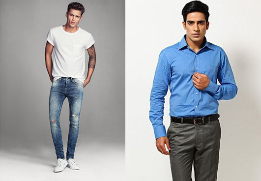 5 Everyday Outfit for Men on all Occasions
