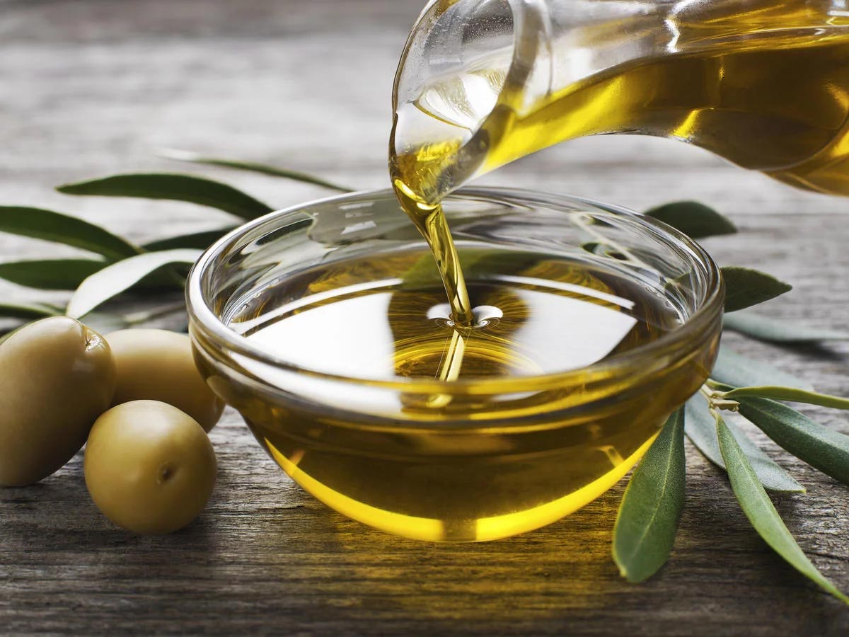 Four things you can do with Olive Oil at home
