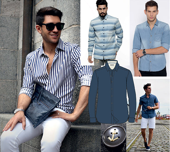Style Check Vol - 3 Trending Shirts for Men