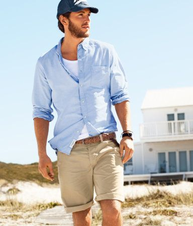 12a43e72aef 5 Summer Outfits For Men to Look Better