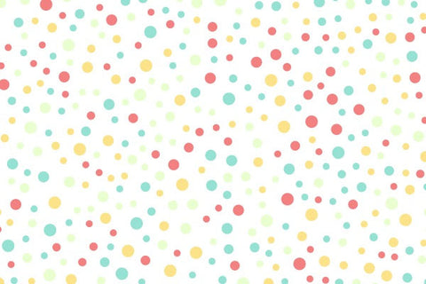 Polka Dot Canvases