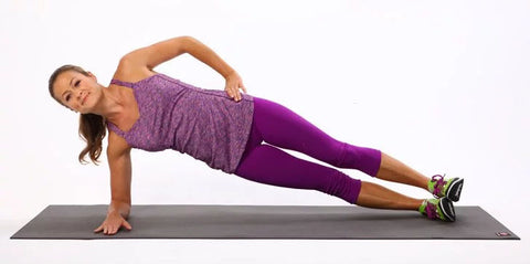 hip dips exercise