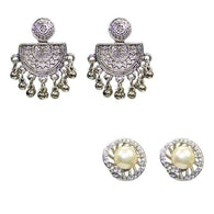 Traditional Ethnic Dangle Stud Women's Earrings