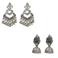 combo earrings