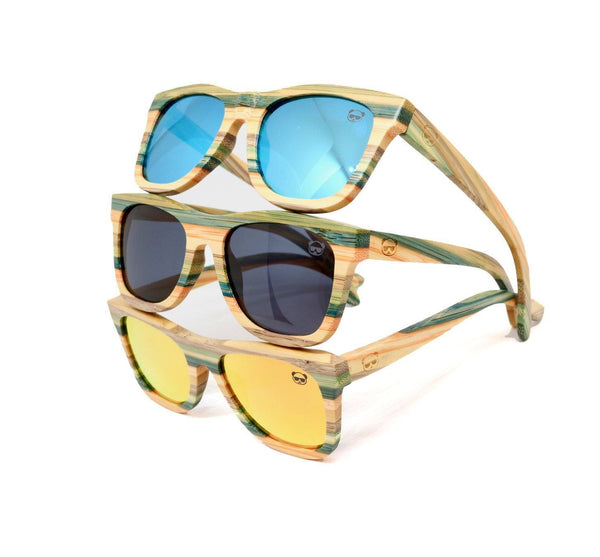 Wooden Sunglasses Eco Friendly Sunglasses Bamboo Sunglasses