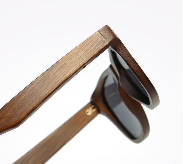 FreshforPandas Wood Sunglasses