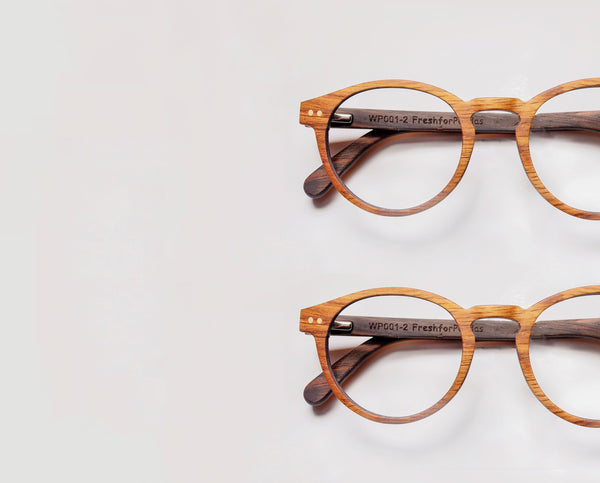 Wooden Glasses Frames