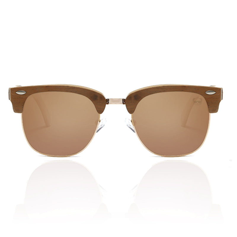 Roscoe - Sun Sunglasses FreshForPandas Brown