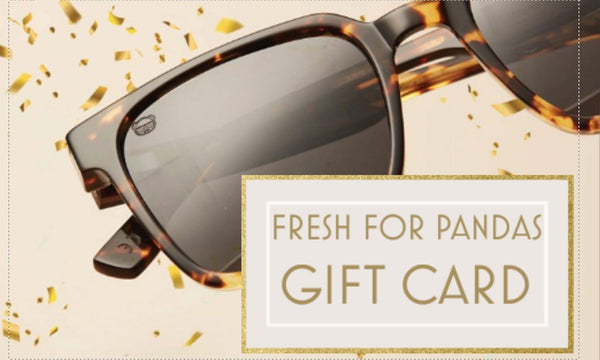 Gift Card - Fresh For Pandas Gift Card FreshForPandas
