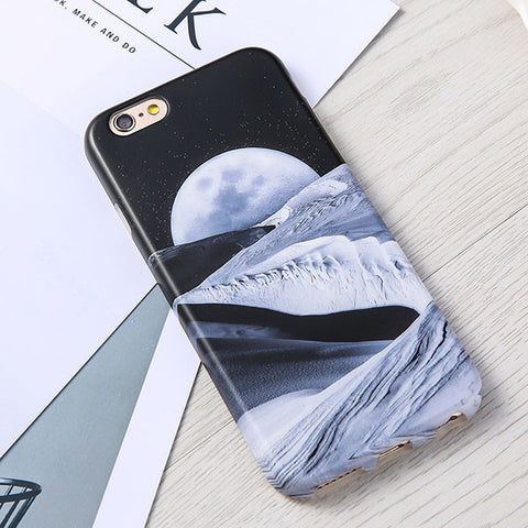 Ice Moon Phone Case - WhatCase?