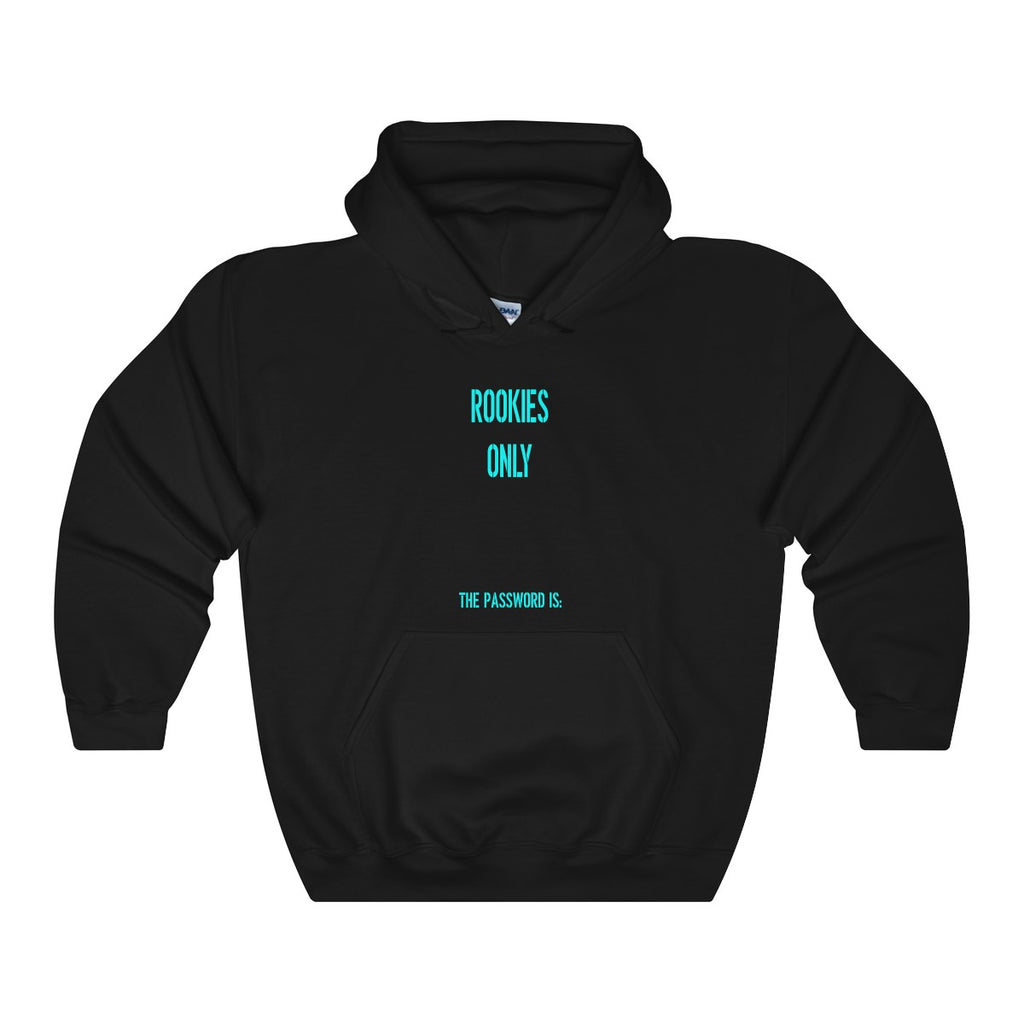 *CONTAINS PASSWORD* Hoodie