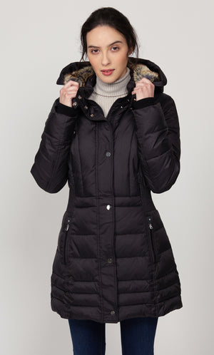 CO17W004 / Marshmallow Jacke *