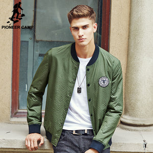 Pioneer Camp 2017 New men jacket Army green Camouflage Military style coat Top quality Spring male Jacket brand clothing  677116