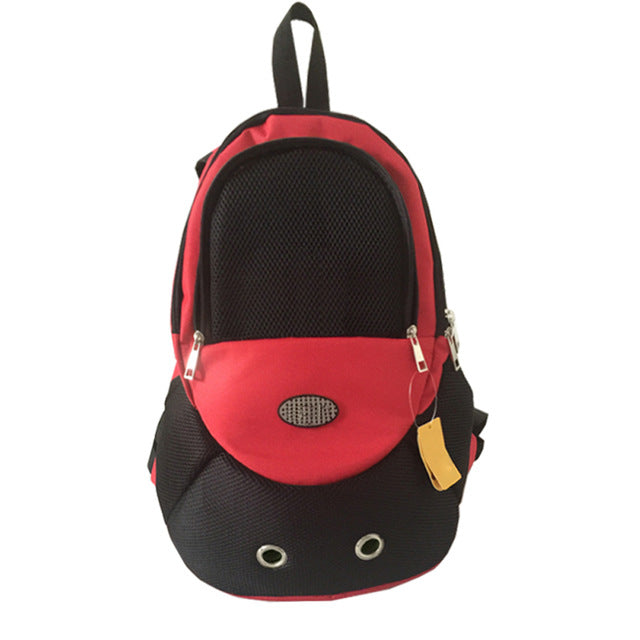 Pet Carrier Cat Carrying Dog Puppy Small Animal Backpack Carrier Mesh Comfort Travel Tote Shoulder Bag for Dog Pets
