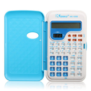 New Office School Universal Digital Mini Scientific Calculator For Student Multifunction Counter Calculating Machine With Clock