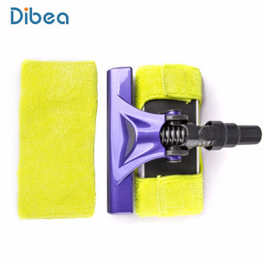 Wet/Dry Mopping for Dibea F6 Stick and Handheld Unit Vacuum Cleaner for Home Household Appliance Cyclonic Technology Cleaning