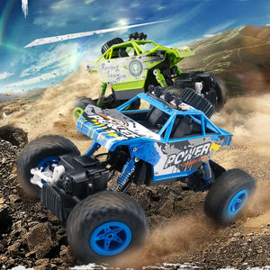 1/18 2.4GHZ 4WD Radio Remote Control Off Road RC Car ATV Buggy Monster Truck Dirt Bike RC toy