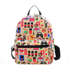 Xiniu Women Backpacks Canvas Printing Girl Travel Small Backpacks Teenager School Backpack Rucksack Bolsas mochilas coleg