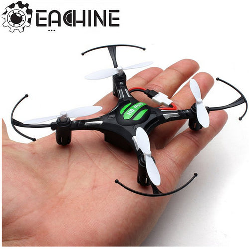 2017 Hot Sale Eachine H8 Mini Headless RC Helicopter Mode 2.4G 4CH 6 Axle Quadcopter RTF Remote Control Toy