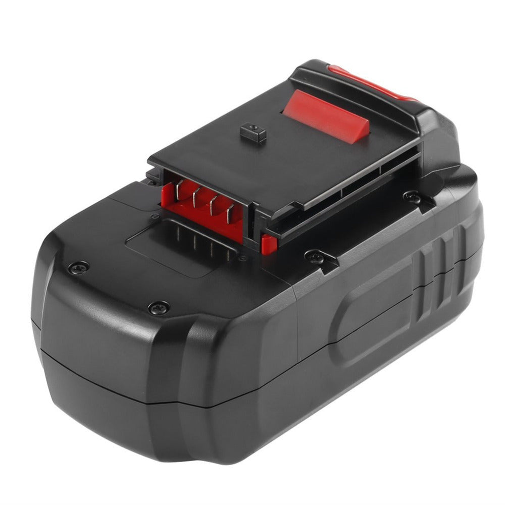 Black Portable 40V 2AH 2000mah Battery Replacement Power Electronic Tool Bateria Easy to Install & Remove for Black & Decker