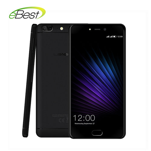 Original Leagoo T5 smartphone Dual Back camera 13M MTK6750T Octa core 5.5