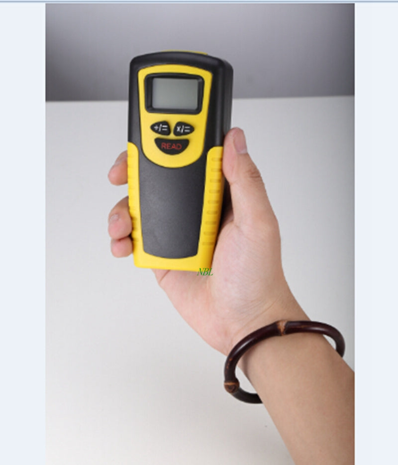Mini LCD Ultrasonic Distance Meter Handheld Digital laser Rangefinder with Area Volume Calculator CP-3011 18m 100% Original