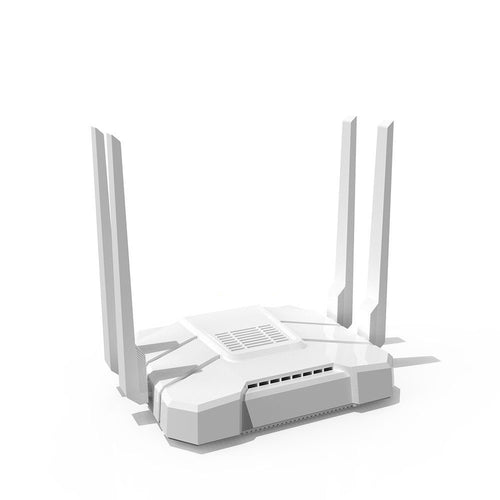 High Performance Dual-core Chipset MT7621A 11AC Dual Band 2.4G 5GHz OpenWrt Wireless WiFi Router Gigabit Port With MIMO Antenna