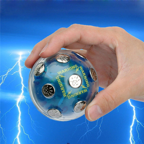 Board Game Funny Toy Electronic Shock Ball Shocking Hot Potato Game Novelty Gift Fun Joking For Party Drinking Games Gadget Toy