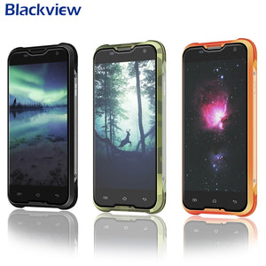 "Original Blackview BV5000  Waterproof 4G LTE MTK6735 5"" HD Quad Core Android 5.1 Mobile Cell Phone 2GB RAM 16GB ROM 13MP"