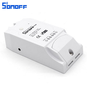 Sonoff Pow Wireless Switch WiFi Remote Controller Intelligent Automation Module Control Via IOS Android APP EWeLink Smart Home