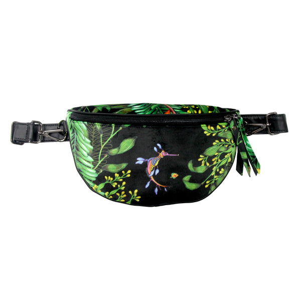 Large Velvet Fanny Pack -  Limited Edition