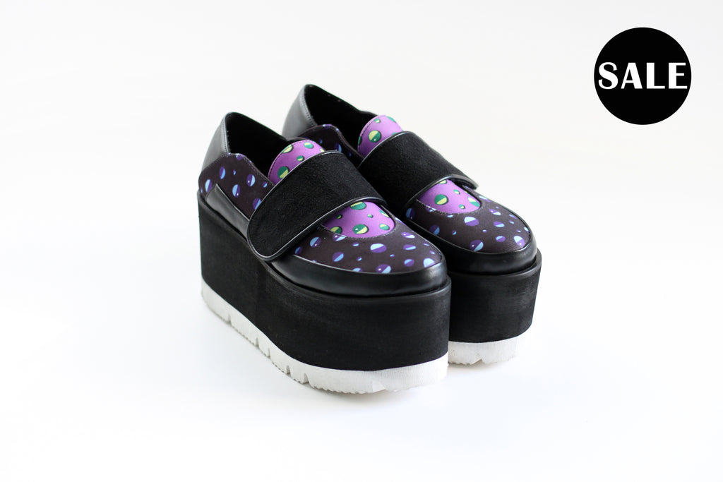 Lola 9 - Black & Purple