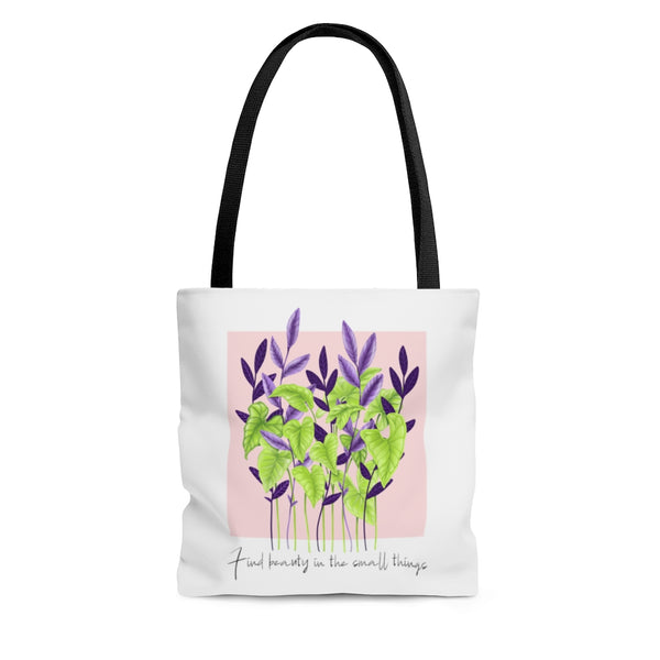 NEW! Tote Bag - Leaves