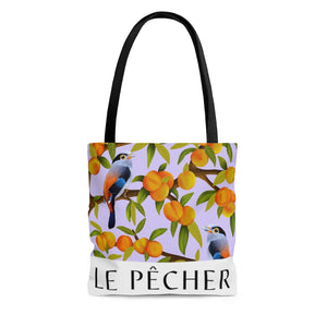 NEW! Tote Bag - Peach