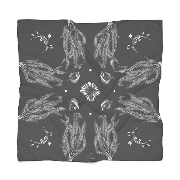 Chiffon Scarf - Sea Dragon