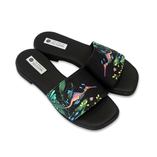 Seaweed Slide Sandal - Limited Edition