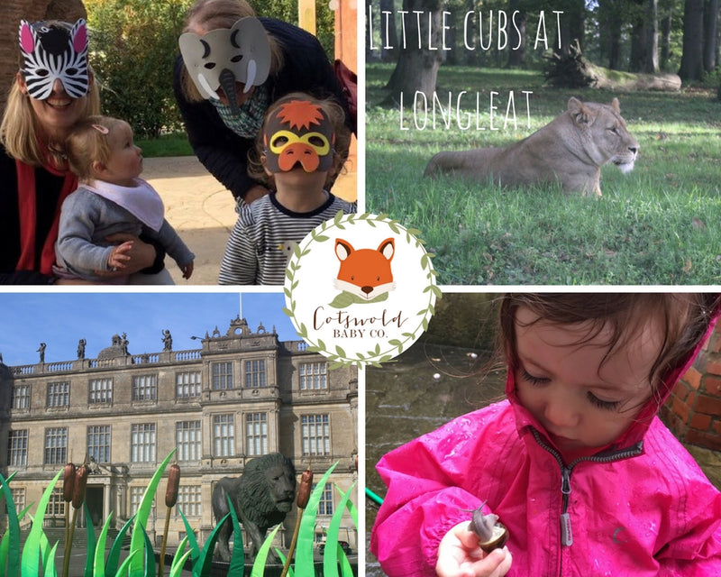 Little Cubs at Longleat