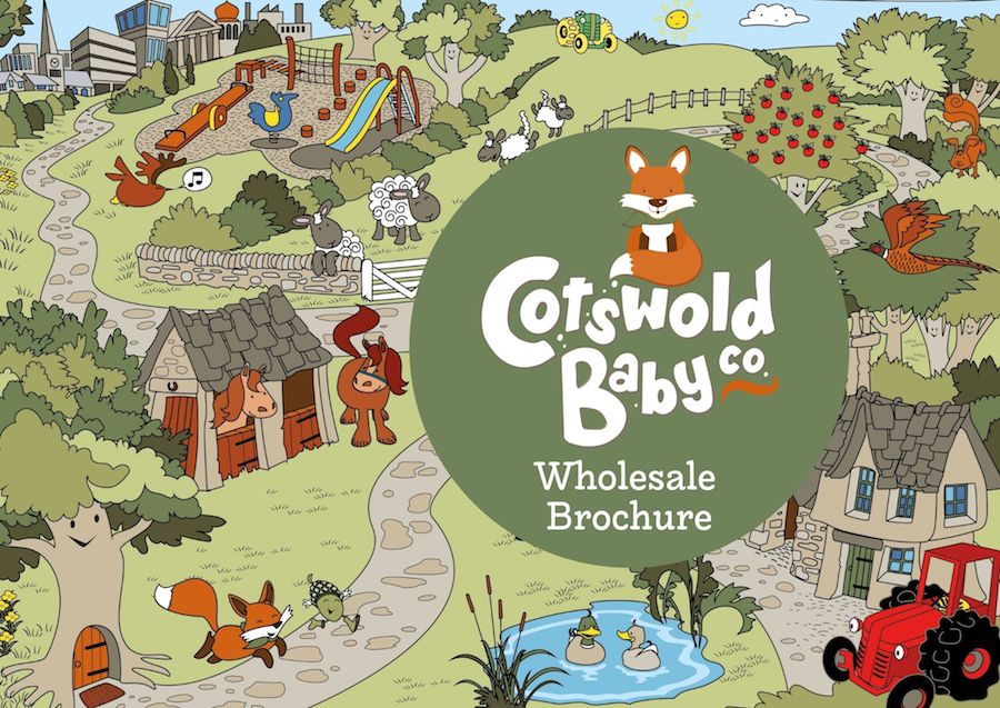 Cotswold Baby Co Wholesale