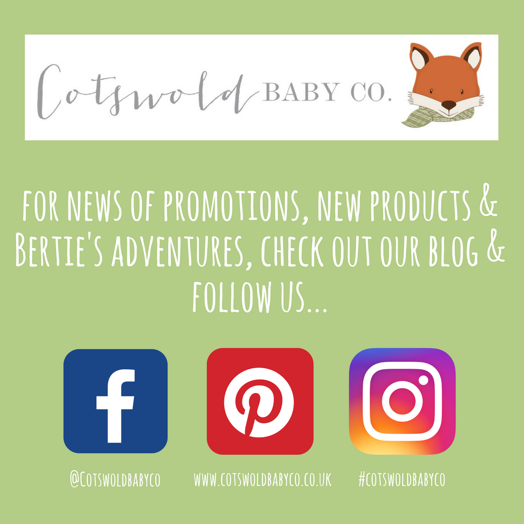 cotswold baby co social media information