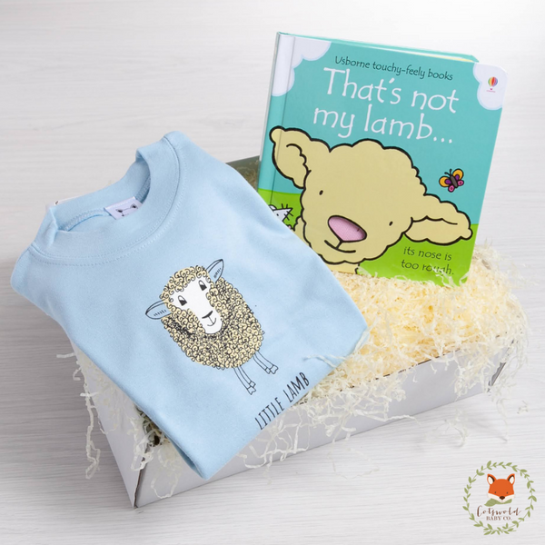 Little Lamb Gift Set | Cotswold Baby Co