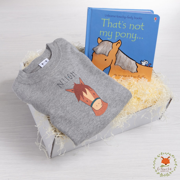 Little Horse Gift Set | Cotswold Baby Co