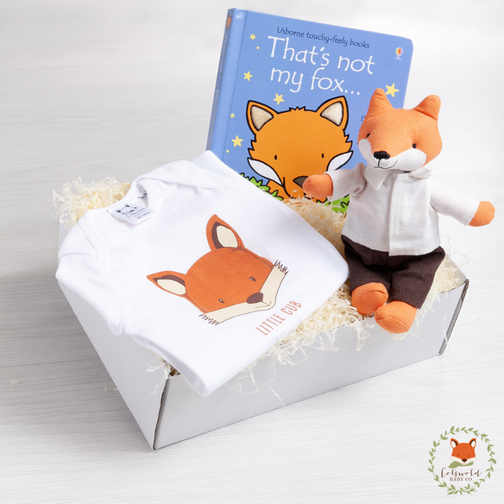 Little Cub Baby Gift Set | Cotswold Baby Co