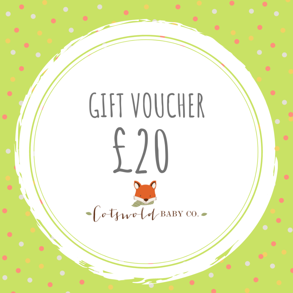 £20 gift voucher - cotswold baby co