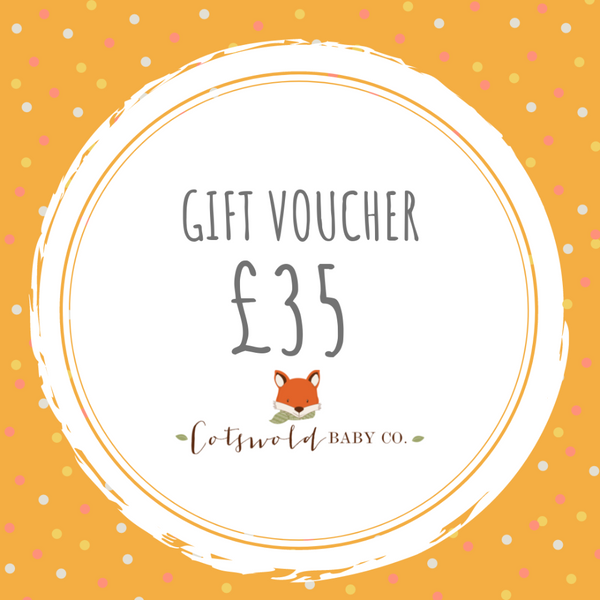 £35 Gift Voucher | Cotswold Baby Co